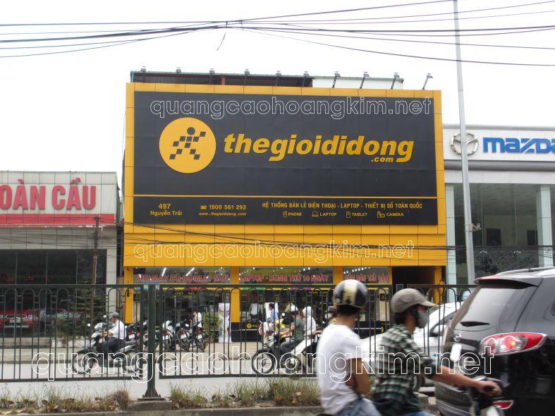 làm bảng hiệu quảng cáo