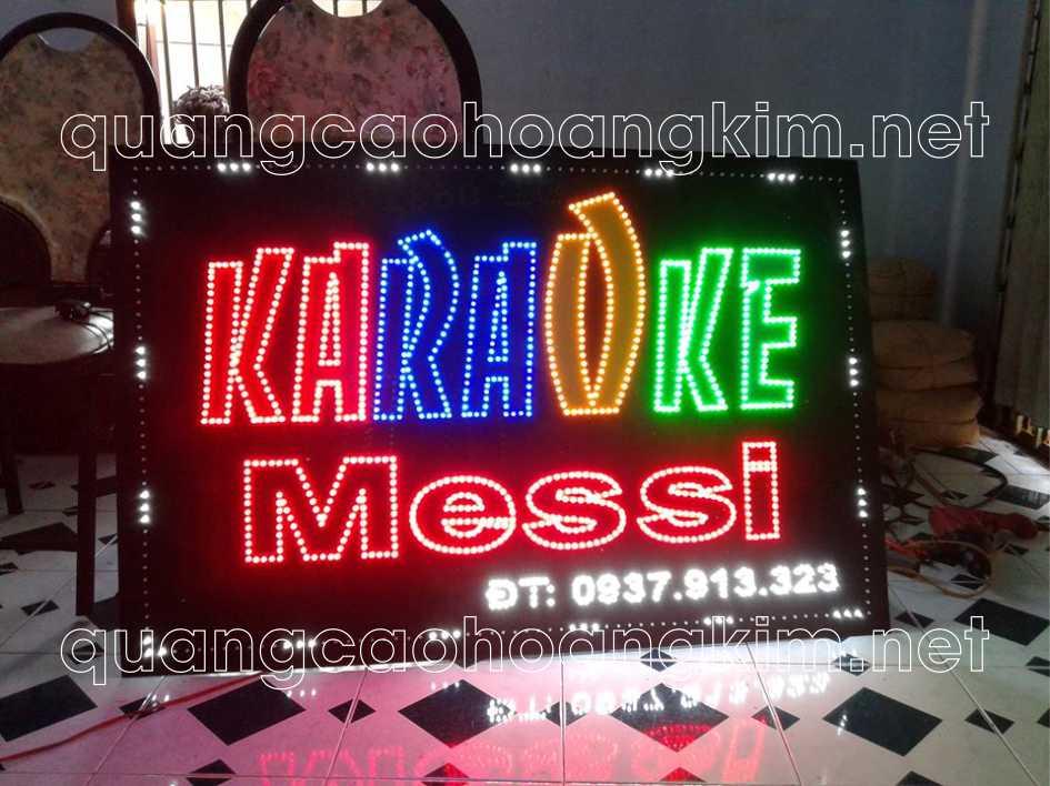 bien led vay karaoke 9 - BIỂN LED VẪY THU HÚT MẮT KHÁCH HÀNG ĐI ĐƯỜNG CỰC MẠNH