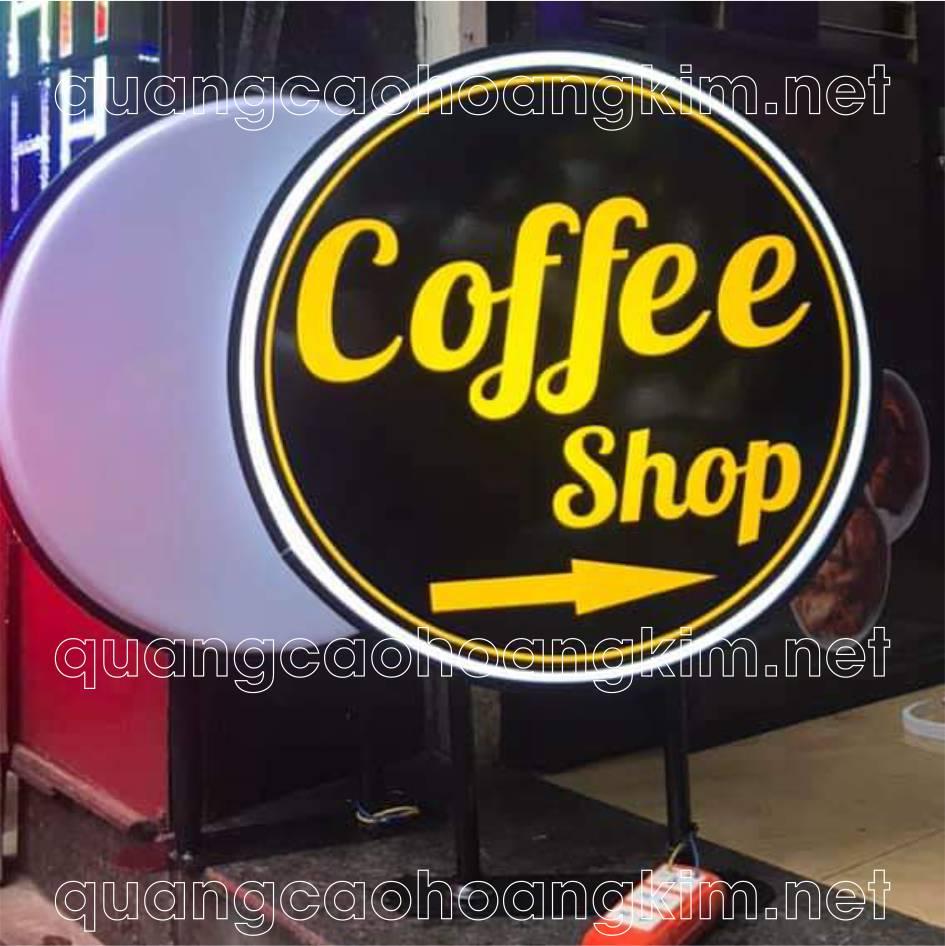 bien cafe dep hop den mica hut noi dan decal 16 - HỘP ĐÈN MICA HÚT NỔI DÁN DECAL BỀN ĐẸP, NỔI BẬT, GIÁ RẺ