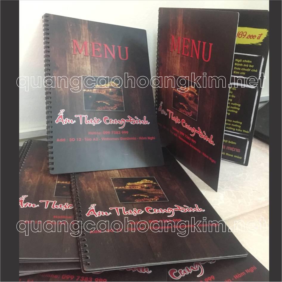 menu boi formex 2d - MENU BỒI FORMEX TIỆN LỢI, CHỐNG THẤM NƯỚC, IN CỰC ĐẸP