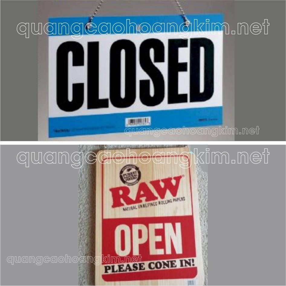 bien open close gio dong mo cua alu 1 - BIỂN OPEN CLOSE GIỜ ĐÓNG MỞ CỬA MẪU MÃ ĐẸP, BẮT MẮT