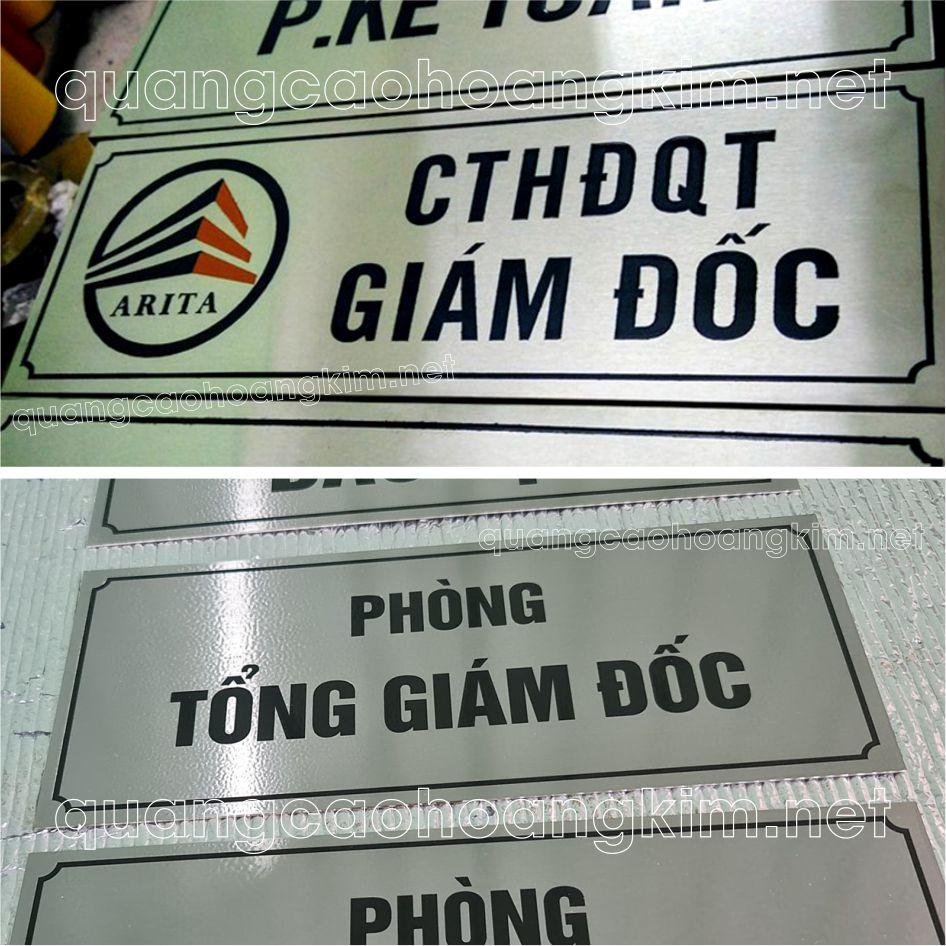 bien phong giam doc chu tich bang inox det 3 - BIỂN PHÒNG GIÁM ĐỐC, CHỦ TỊCH NHIỀU MẪU ĐẸP, SANG TRỌNG