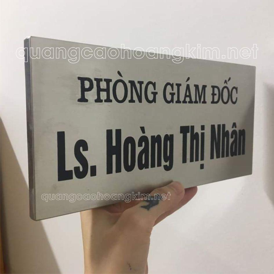 bien phong giam doc chu tich bang inox uon noi chan 2 - BIỂN PHÒNG GIÁM ĐỐC, CHỦ TỊCH NHIỀU MẪU ĐẸP, SANG TRỌNG