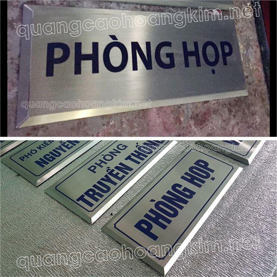 bien phong hop bang inox uon noi chan 3d 2 - BIỂN PHÒNG HỌP ĐA DẠNG MẪU MÃ ĐẸP NHẤT, TINH TẾ, HIỆN ĐẠI